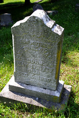 (Shane Henderson) Tags: grave graveyard born shadows tombstone faded worn gravestone weathered distressed 1890 died may17 1829 leechburg ourmother december5 leechburgcemetery