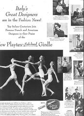 38 (Undie-clared) Tags: girdle playtex fablined
