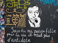 Paris 2012 (bella.m) Tags: streetart paris france art graffiti spray urbanart aerosol sergegainsbourg 5bisruedeverneuil sergegainsbourgshouse sergegainsbourggraffiti