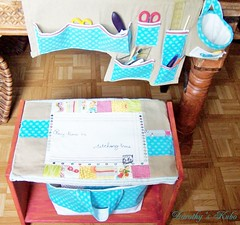 Small Ironing Board (Dorothy's Kubo) Tags: patchwork bgeln ironingboardcover smallironingboard