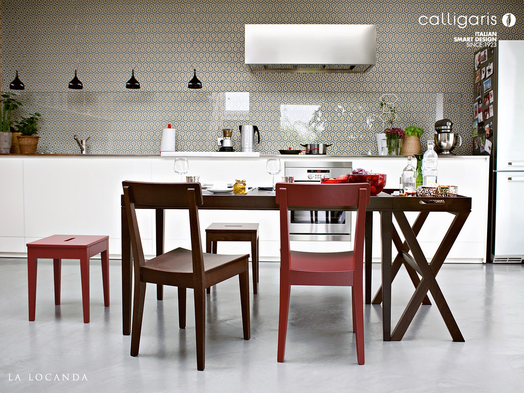 The World\'s Best Photos of calligaris and table - Flickr Hive Mind
