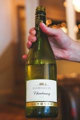 La Chevaliere Chardonnay, 2015 (luyaozers) Tags: nyc wine manhattan food restaurant upscale luxury dining yummy park avenue summer alcohol bottle
