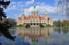 Hannover Rathaus (themaskedman55) Tags: hannover hanover germany city hall deutschland rathaus