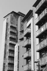 IMG_0317 (jaybluejeans94) Tags: old architecture urban building summer sunshine sky creepy city tree skyscape weather sun manchester photoshop edited blackandwhite black noir shadow monochrome outdoor tower follow followme followback