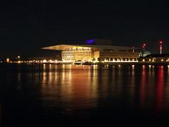 Copenhagen - Opera house (Conti Francesco) Tags: danimarca denmark danmark copenaghen copenhagen kobenhavn 2016