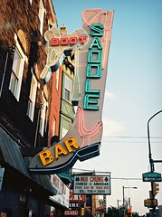 DSR2-011-4 (David Swift Photography Thanks for 16 million view) Tags: davidswiftphotography philadelphia southphilly bootandsaddle signs oldsigns neonsigns bare tavern restaurants concertvenue