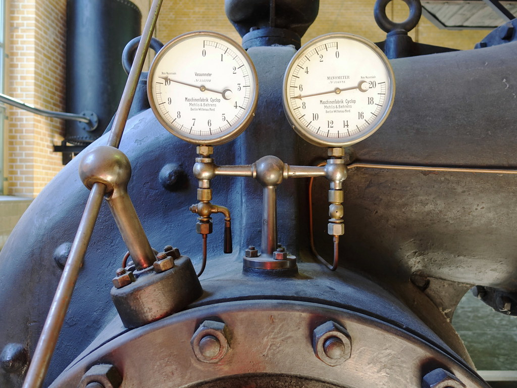 The World\'s Best Photos of manometer and steam - Flickr Hive Mind