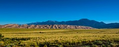 Sand Dunes Panorama (jfusion61) Tags: colorado great sand dunes national monument park morning summer panorama landscape nikon d810 2470mm