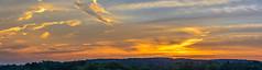 _DSC0136-Pano (johnjmurphyiii) Tags: 06457 arrigoni bridge clouds connecticut connecticutriver dawn middletown originalnef sky summer sunrise tamron18270 usa johnjmurphyiii pano panorama stitch