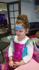 Fairy Julianne at Mums and Bubs Support Group - 2nd Year Anniversary Party yesterday (4th Aug 2016) Thank you to Meagan Bennetts for permission to share these images :) (FizzyFaceKidsEntertainment) Tags: fairy party julianne bremner fizzy face kids entertainment traralgon gippsland latrobe valley painting