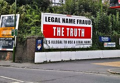 Photo of Legal Name Fraud