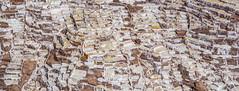 Salinas (Maras, Peru. Gustavo Thomas  2016) (Gustavo Thomas) Tags: salinas salines saltpot saltmines maras cusco cuzco peru peruvian andes minerals travel voayage viaje southamerica white blanco pano nikon7100