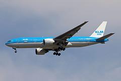 B777-2.PH-BQH (Airliners) Tags: klm klmasia 777 b777 b7772 b777200 boeing boein777 boeing777200 iad phbqh 9516