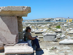20160714_123841_low (Cinzia, aka microtip) Tags: delos cicladi grecia archeology antichit archaelogy island unescoworldheritagesite mithology sanctuary ancientgreece