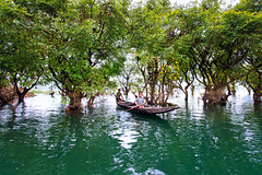 life in tanguar (riasat rakin) Tags: bangladesh tanguar sylhet haor boat kid water swamp