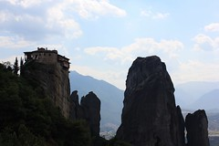 Les Mtores (elina.tsamigos) Tags: meteora meteores mtores love greece grece mountain mountains hike hiking summer holidays