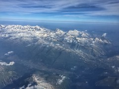 Beginning of the Alps(Alpine foothills) in South Germany near the border to Switzerland. (arwed.kubisch1) Tags: alps alpen germany deutschland cloudy clouds blue sky wolkig wolken blau himmel alpine foothills voralpenland switzerland schweiz wald wlder forests