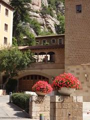 Montserrat - Santuario (Elisa Gennaro) Tags: spagna spian barcellona montserrat monastero santuario madonna viaggio viaggi travel