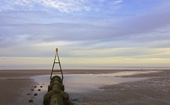 The Norfolk Lights (Explored) (Neil W2011) Tags: nikon d7200 landscape seascape sunrise norfolk coast beach shoreline tide explored