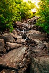 Hidden Gem (www.adamcimages.com) Tags: nikon d800 20mm f18g long exposure nisi filters full frame dslr stream waterfalls hidden gem south frontenac kingston ontario canada