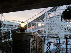Thunderbolt (BunnyHugger) Tags: amusementpark darkride ghostwoodestate kennywood pennsylvania pittsburgh rollercoaster thunderbolt westmifflin