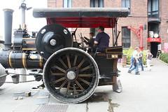 IMG_4826 (RichardAsh1981) Tags: festivals liverpool steam roller albertdock steamonthedock2016 sv9437