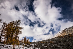 Saddleback Pass (cec403) Tags: saddlebackpass lakelouise hike mountains larch banffnationalpark alberta canada canont4i