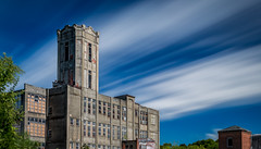 Victory Mills (KAOS Imagery) Tags: abandoned victorymills cottonmill mill daytimelongexposure leebigstopper victoryny