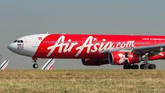 A330 Air Asia X 9M-XXP (Mav'31) Tags: 26l adp airliners airplanes airport aviation avions aroport aroportsdeparis cdg charlesdegaulle jromevinonneau jrmevinonneau lfpg mav31 paris planes spotter spotting z4 aircraft avgeek doubletsud a330 air asia x 9mxxp airbus a330343 leased by algrie