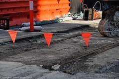 CBD & South East Light Rail - Update 5 September 2016 (john cowper) Tags: cselr georgestreet tramway lightrail lightrailextension southeastlightrail removal townhallsquare infrastructiure transportfornsw sydney sydneylightrail newsouthwales
