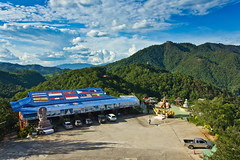 Thai Tample (chonpinta) Tags: mountain landscape flickr thailand chiang mai photography wow 2016 massif explorer outdoor nature travel tourise netural blue green happy impress top10 buetiful foothill