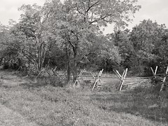 Third Winchester Battlefield Park (Photo Squirrel) Tags: fence fenceline field battlefield virginia thirdbattleofwinchester winchesterva