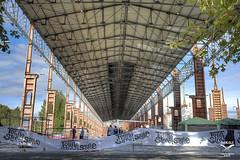 Torino Parco Dora (danyferr) Tags: danieleferraro daniele79ferrgmailcom danyferr danyfotoferr uscitefotografiche torino magia panorama architettura struttura panoramica street