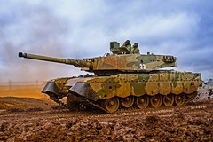 Olifant MKII (Pierrexp2) Tags: tank armour olifant camouflage army