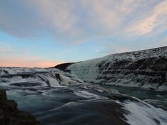 Gullfoss 01 (P310PiX) Tags: p310 iceland gullfoss waterfall water