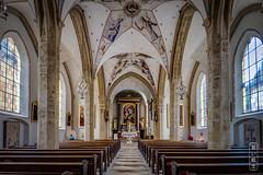 St. Vitus Church - Kufstein (Explore) (svenpetersen1965) Tags: catholic kufstein pfarrkirche stvitus church tirol österreich at hdr3px