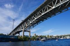 DSC01785 (cameronalvarado) Tags: university stadium lake lakeunion boating union seattle washington uw bridge bridges