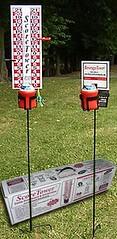 Backyard Scoreboard (Zieglerworld) Tags: volleyball bocce horseshoes cornhole kanjam