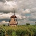 Windmill and Canal