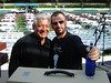 Ringo Starr with Pete Escovedo