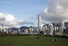 / West Kowloon Waterfront Promenade (kelvintkn) Tags: color digital hongkong prime evil panasonic 20mm  asph 43 compactcamera m43 westkowloonwaterfrontpromenade  micro43 panasonicgf1 panasoniclumixg20mmf17asph