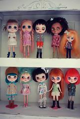 the dolly shelf.