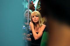 ComicCon 2012: Sara Underwood in a corner