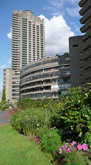 Barbican Estate - Cromwell Tower (SONICA Photography) Tags: london cityoflondon barbicanestate cromwelltower modernglassboxes highwalks panasonicdmctz3 londonist eztd eztdphotography photos photographic photographen foto fotos fotoseztd photo eztdphotos photograph photograaf photograf fotograaf fotograf photographes leeztd dereztd londinium londres londra londonengland eztdgroup londonphotos no1photosoflondon londonimagenetwork lin ceztd photographs sonicaimages