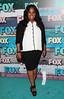 Amber Riley - Fox All-Star Party held at the Soho House - Arrivals West Hollywood, California