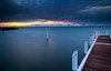 Newhaven (Kash Khastoui) Tags: blue sunrise island jetty south australia victoria newhaven vic phillip melbourn khashayar khastoui