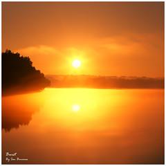 Burst (Beetwo77) Tags: panorama lake seascape water sunrise canon landscape scenery stitch pano sony sydney scenic australia panoramic nsw stitching stitched 1022mm giga nex westernsydney westernsuburbs autopano chippingnorton 1755mmf28 5n autopanogiga metabones nex7 nex5