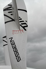 SpaceShip2 Tail
