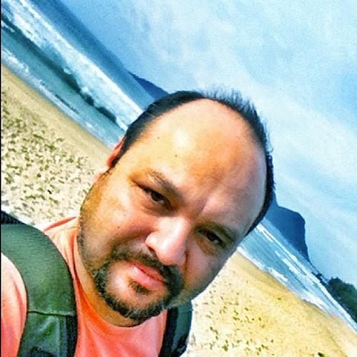 Cara de sono #florianopolis #beach #sun #sunrise #brazil #sand #travel #trip #travelling #mountain
