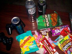 You know we had the munchies (*Breeding The Disease*) Tags: life black beer station night video weed energy long play candy jane steel treats mary amp reserve games pot drinks drugs patch marijuana sour skittles blunt munchies starburst lure stoner mild malt 211 btd ps3 alcohal hba lewor lewr xploders